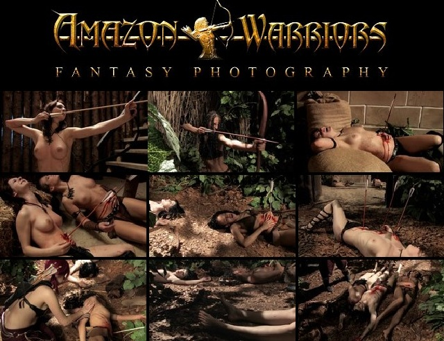 Amazon-Warriors SiteRip – 65 Clips [UPDATE]