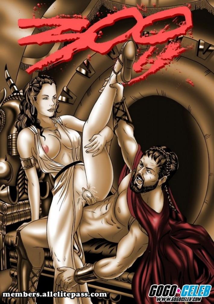 Секс фильм по спартанских женщин — pic 1