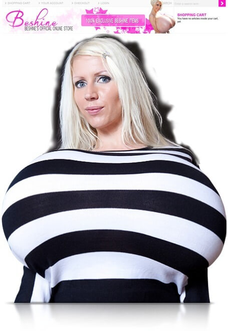 Beshine SiteRip, The Worlds Biggest Boobs !