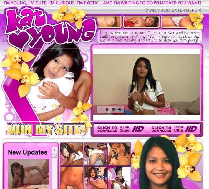 KatYoung SiteRip, Hardcore XXX Adult Video