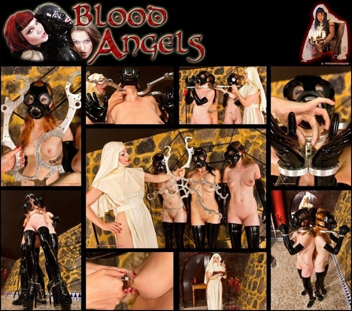 BloodAngels SiteRip, Canary Entertainment-Clinical Torments