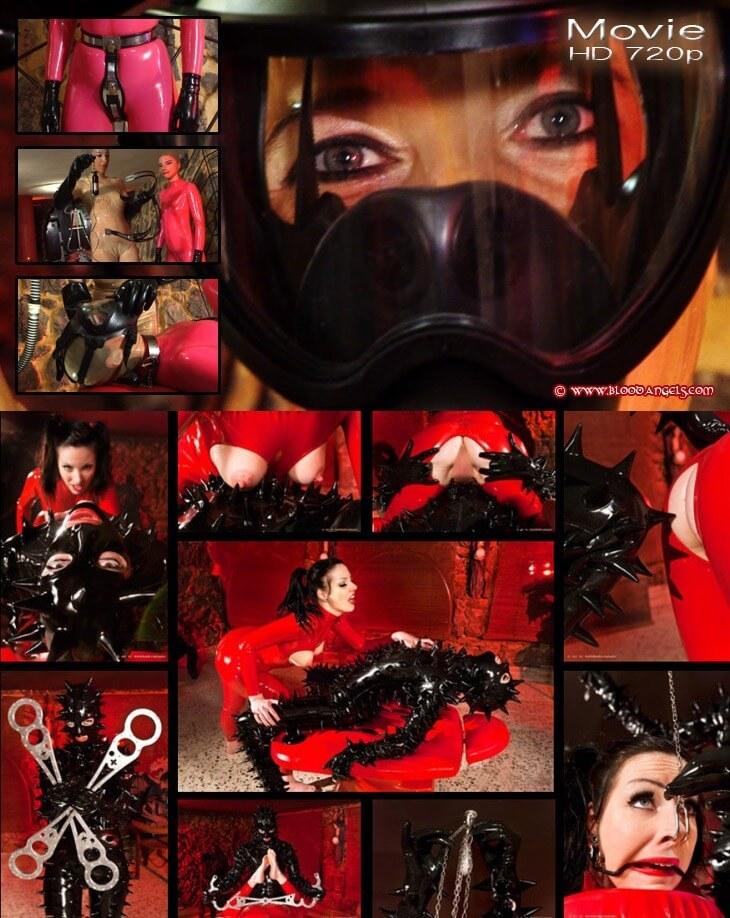 Hot Nude bondage chastity bdsm movie
