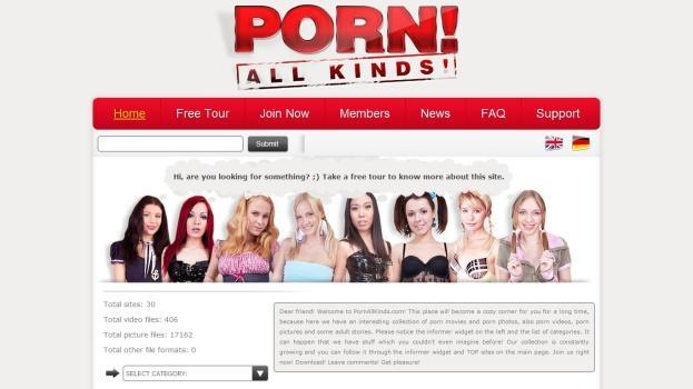 PornallKinds SiteRip