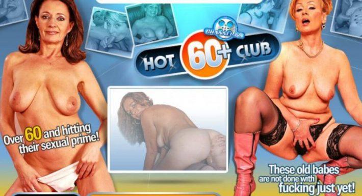 Hot60Plus SiteRip, Hot Granny Fucking