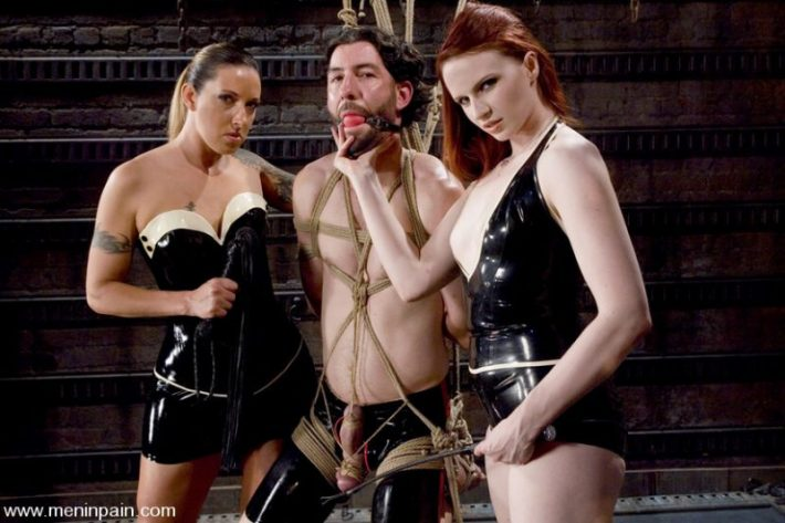 MenInPain SiteRip, BDSM offers the best Femdom