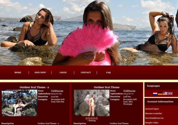 ExtremeScatSex SiteRip, Pornstar Scat
