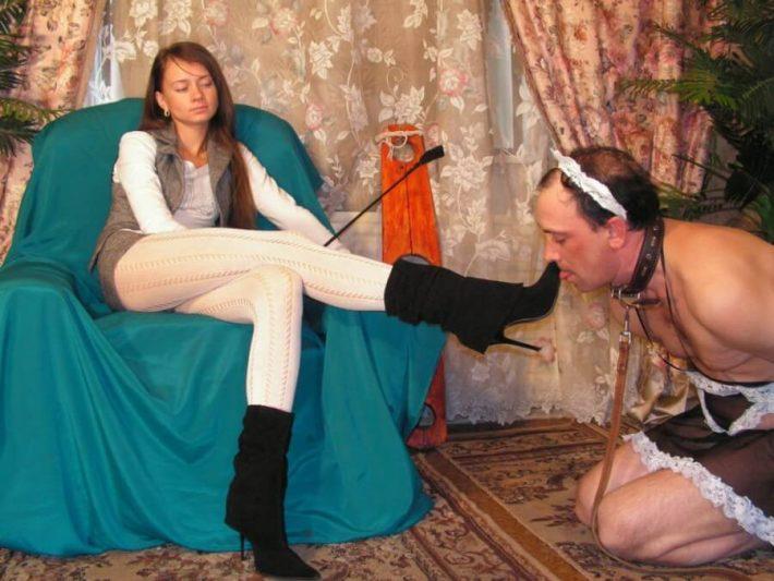 Femdom-Maidman SiteRip, mistress messalina