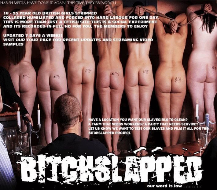 BitchSlapped.co.uk Siterip - 374 Videos