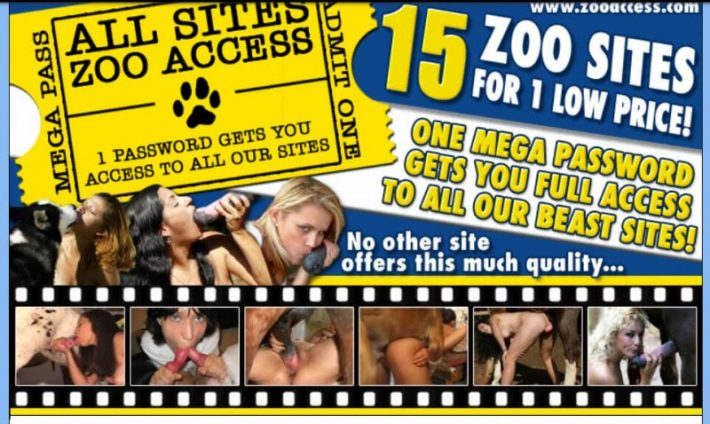 ZooAccess Siterip - 187 Videos