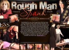 RoughManSpank Siterip - 157 Videos