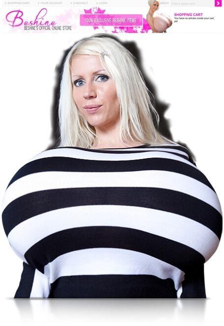 Beshine SiteRip, The Worlds Biggest Boobs !