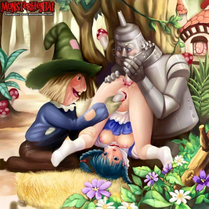 Порно видео со сказочными персонажами 33760 фотография