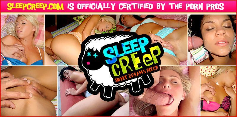 SleepCreep SiteRip – 35 Clips