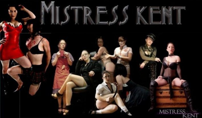 MistressKent SiteRips, Site contains sexually-oriented for adult.