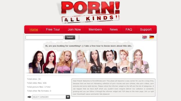 PornallKinds SiteRip