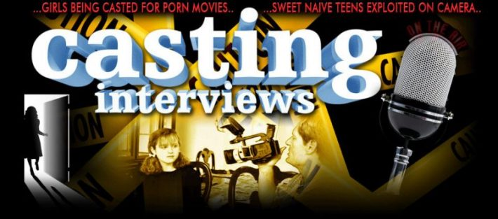 CastingInterviews SiteRip, Teen girls getting interviewed before their first adult porn movie