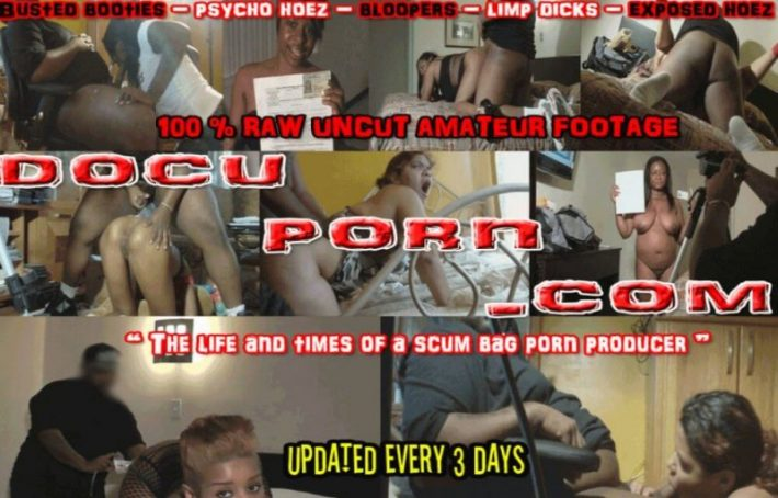 DocuPorn SiteRip, behind the scenes of amateur porn videos