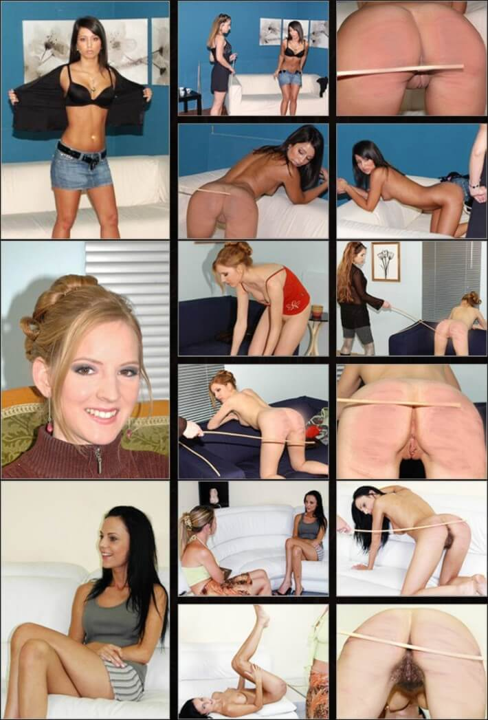Mood-Castings SiteRip, Spanking Casting