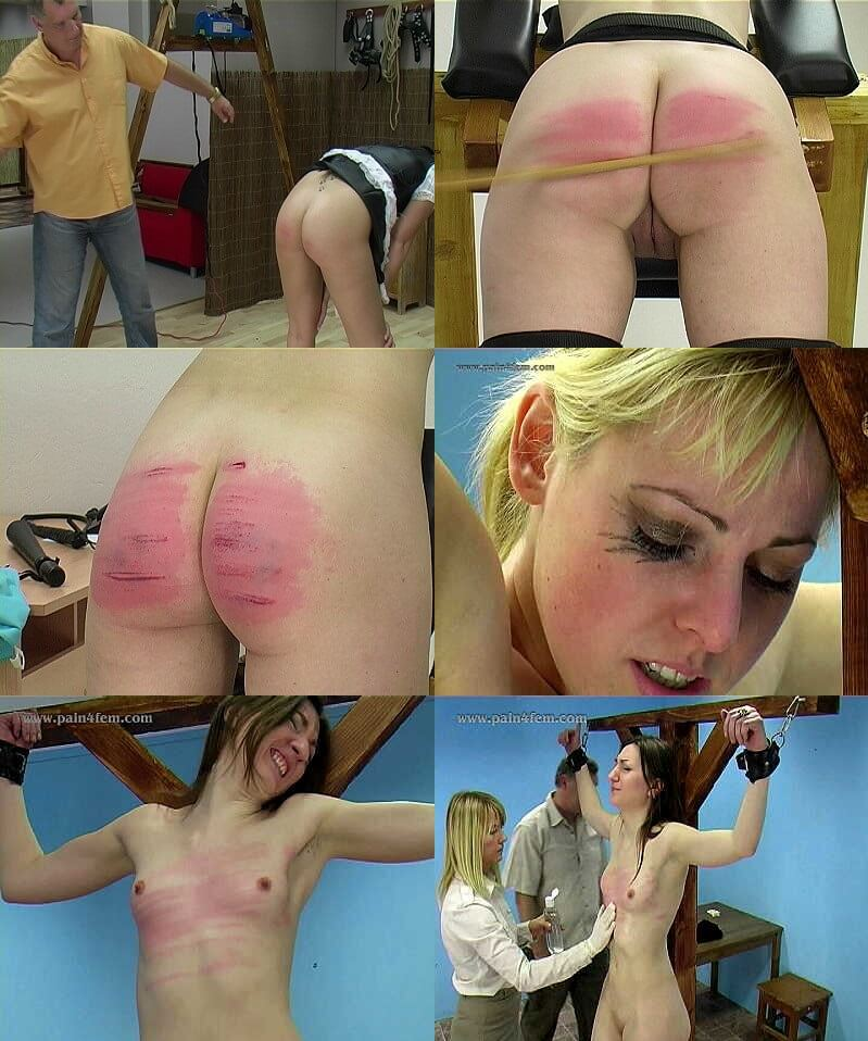 Pain4Fem SiteRip – 22 Clips