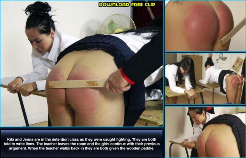 SpankedSchoolGirl SiteRip – 138 Clips