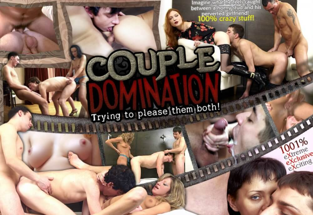 CoupleDomination SiteRip – 12 Clips