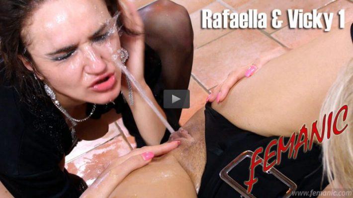 Femanic SiteRip, women pee on women