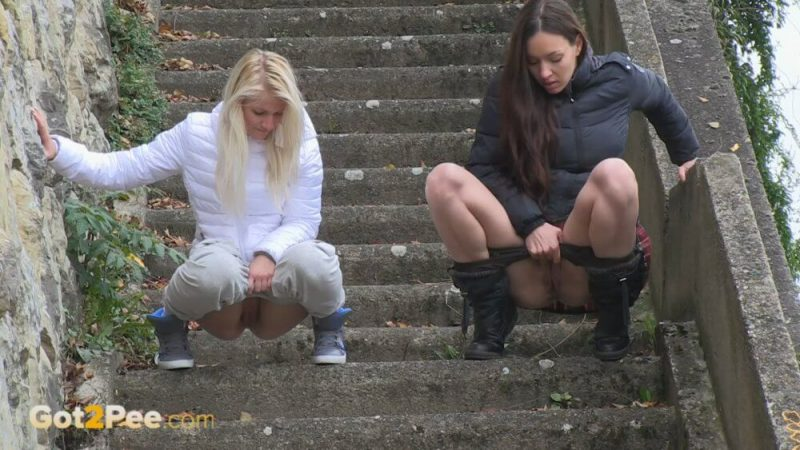 Got2Pee SiteRip – 60 Clips