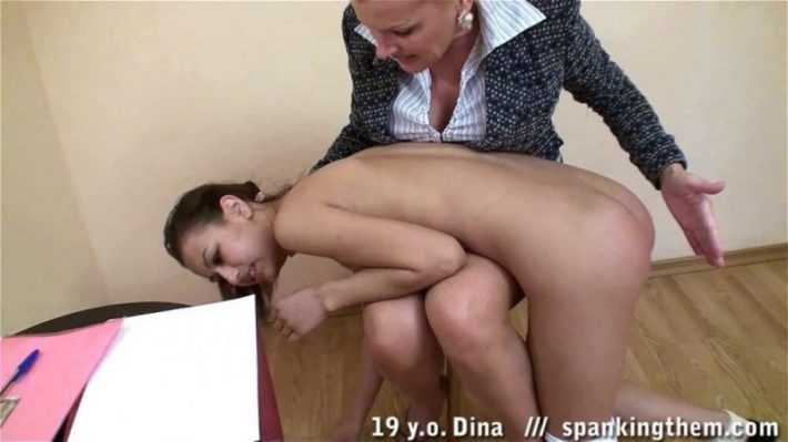 SpankingThem SiteRip, office girl spanked
