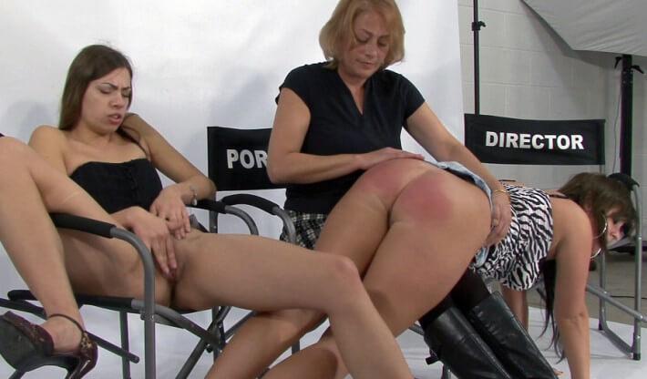 SlutSpanking SiteRip, caning whipping