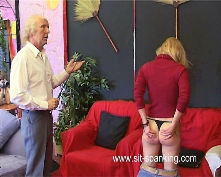 Sit-Spanking SiteRip, Punished By Uncle Robert
