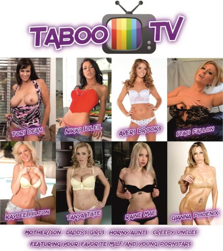 TABOO TV SiteRip, taboo family xxx