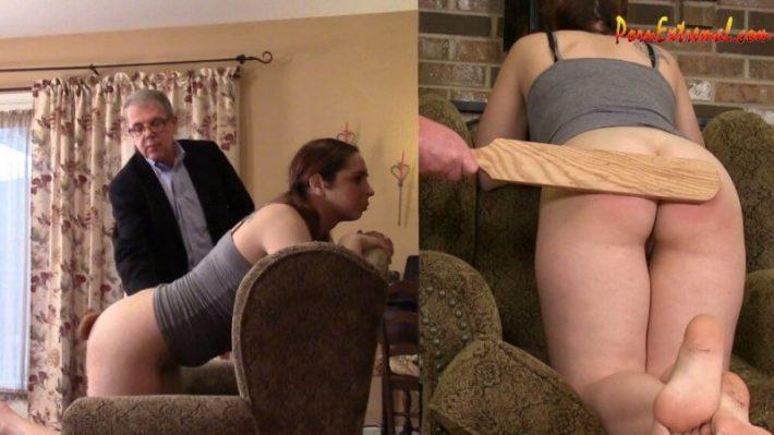 naughty spanking videos