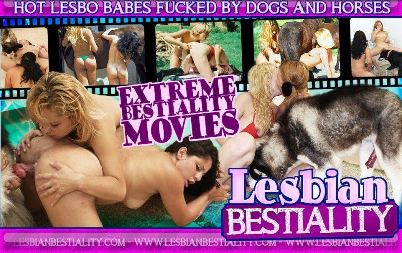 LesbianBestiality SiteRip - 13 Videos